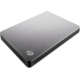 Seagate BackUp Plus Slim Portable 2TB, stříbrná  + Seagate Backup Plus Slim bumper na externí disk