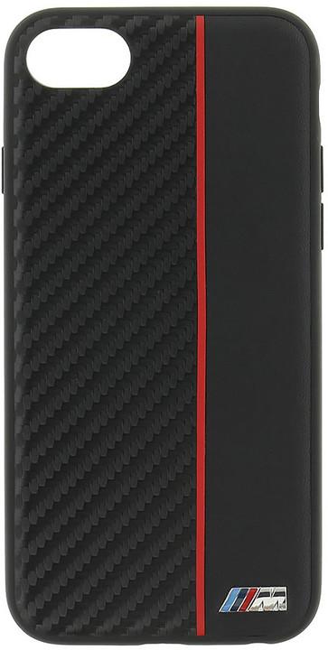 BMW M Collection Hard zadní kryt pro iPhone 7/8, černý