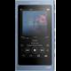 Sony NW-A45HN, 16GB, modrá  + Voucher až na 3 měsíce HBO GO jako dárek (max 1 ks na objednávku)