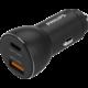 Philips nabíječka do auta, USB, USB-C, PD, QC, 30W