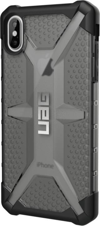 UAG Plasma Case iPhone Xs Max, ash smoke