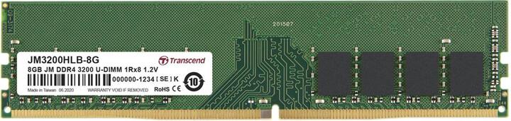 Transcend 8GB DDR4 3200 CL22