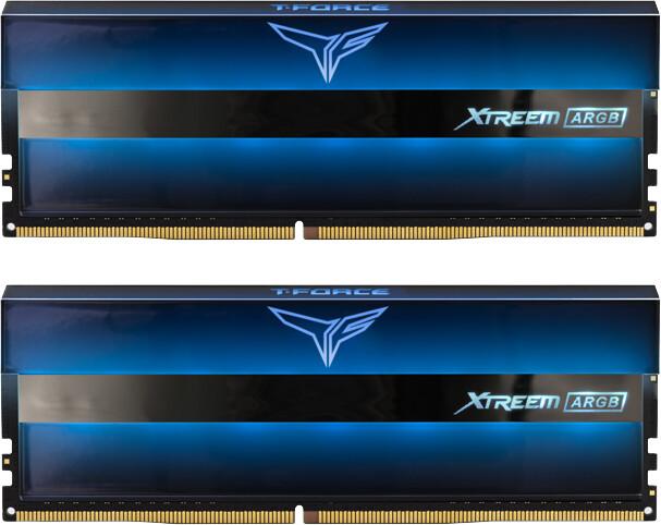 Team T-FORCE XTREEM ARGB Gaming 32GB (2x16GB) DDR4 3600 CL14