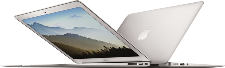 Apple MacBook Air 13, stříbrná - 2016
