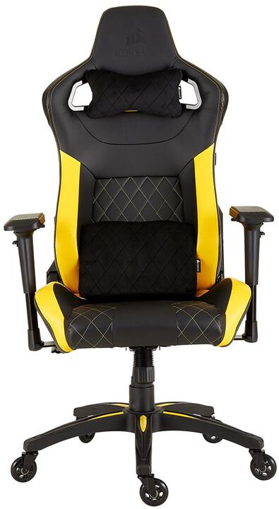 Corsair T1 RACE 2018, černá/žlutá