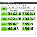 WD Black NVMe SSD, M.2 - 500GB