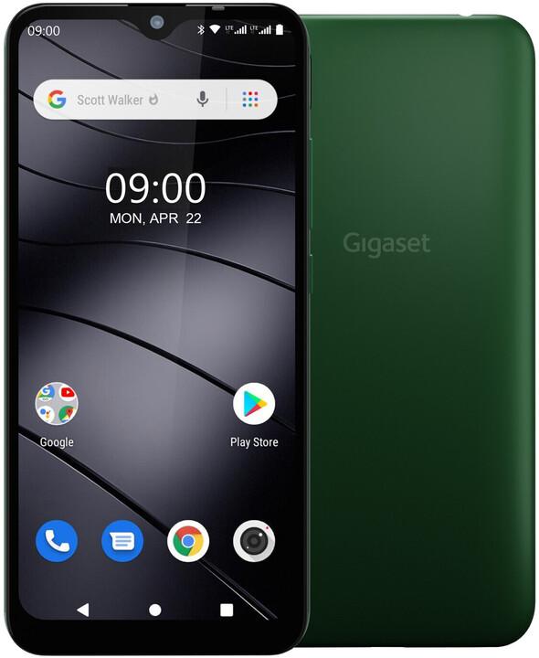 Gigaset GS110, Dual Sim, 1GB/16GB, Green