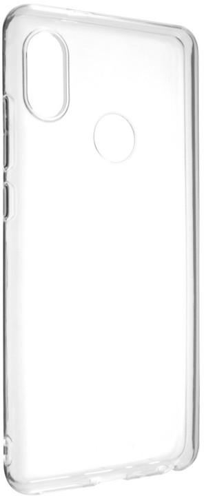 FIXED TPU gelové pouzdro pro Xiaomi Redmi Note 5, čirá