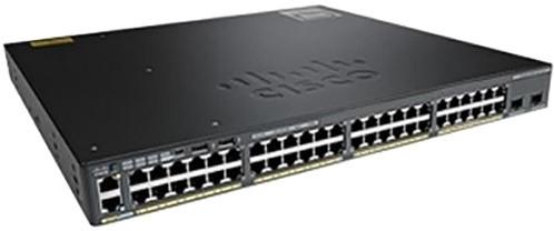 Cisco Catalyst 2960X-48FPD-L