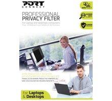 PORT CONNECT PRIVACY FILTER 2D - 24'', 16/9, černý - 900202