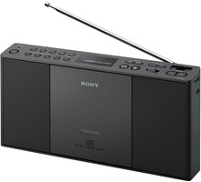 Sony ZS-PE60, černá - ZSPE60B.CET
