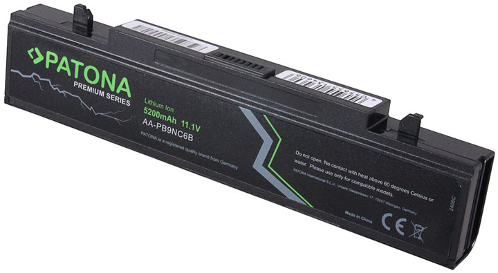 Patona baterie pro SAMSUNG R460 5200mAh Li-Ion 11,1V PREMIUM