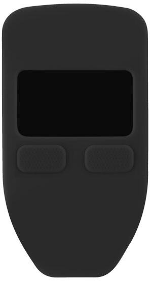 Trezor silikonový obal pro Model One, černá