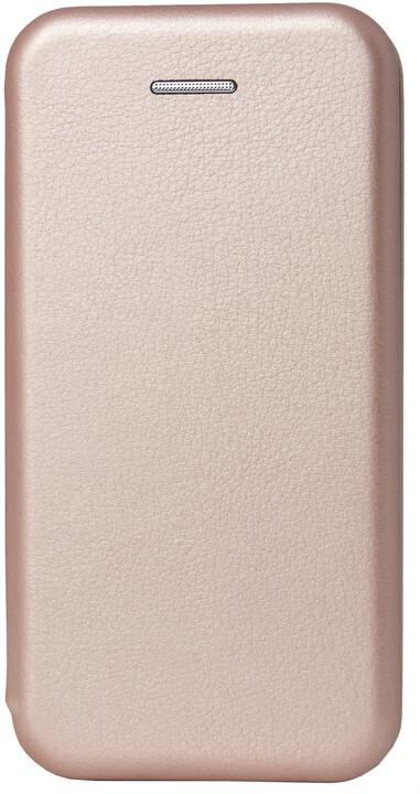 EPICO ochranné pouzdro pro iPhone 5/5S/SE WISPY - rose gold