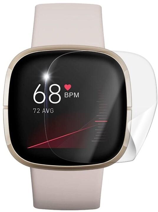 Screenshield fólie na displej pro Fitbit Sense