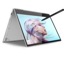 Lenovo Yoga 730-13IWL, platinová - 81JR008UCK