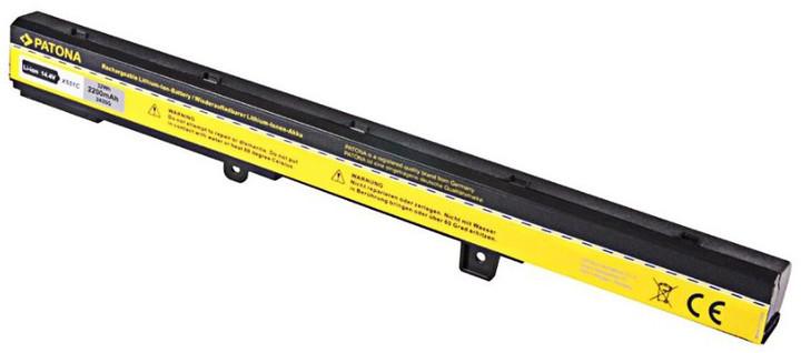 Patona baterie pro ntb ASUS X551 2200mAh Li-Ion 14,4V A31N1319
