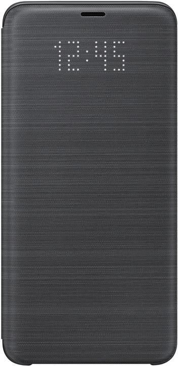 Samsung flipové pouzdro LED View pro Samsung Galaxy S9+, černé