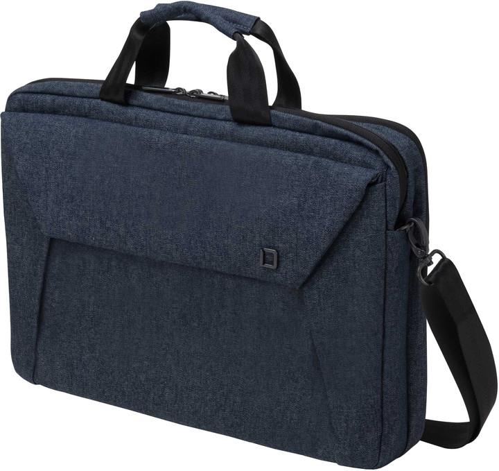 """DICOTA Slim Case Plus EDGE - Brašna na notebook - 15.6"""" - modrá"""