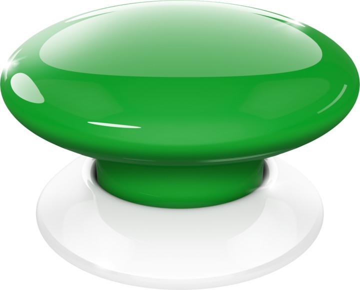 Fibaro The Button, zelená