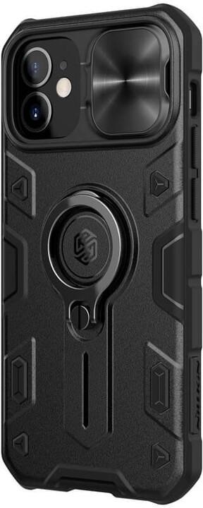 Nillkin zadní kryt CamShield Armor pro iPhone 12 mini, černá