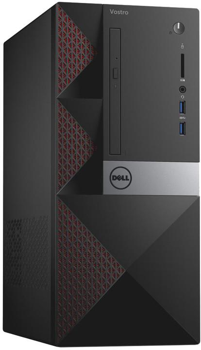 Dell Vostro 3668 MT, černá
