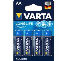 VARTA baterie Longlife Power AA, 4ks
