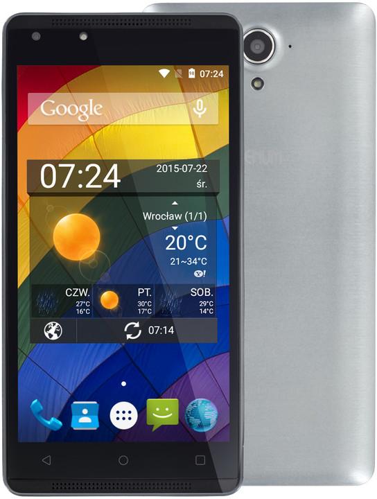 myPhone VENUM, šedý
