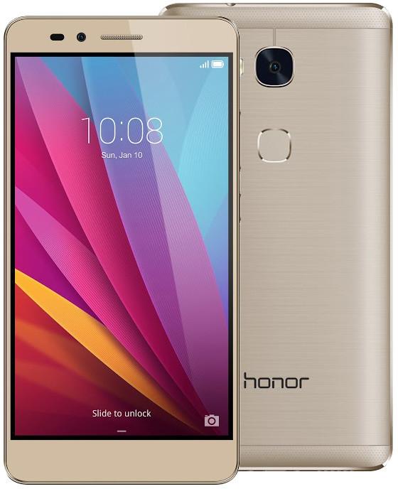 Honor 5X, zlatá