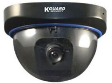 KGUARD CCTV kamera FD205E, 3,6mm, dome