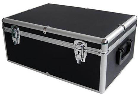 MediaRange DJ case kufr na 500 disků, černá