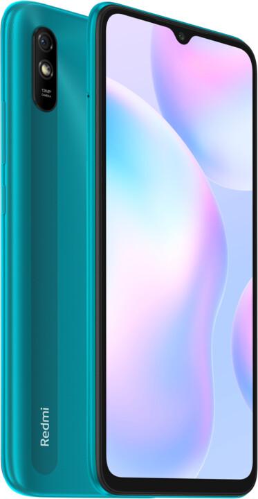 Xiaomi Redmi 9A, 2GB/32GB, Peacock Green