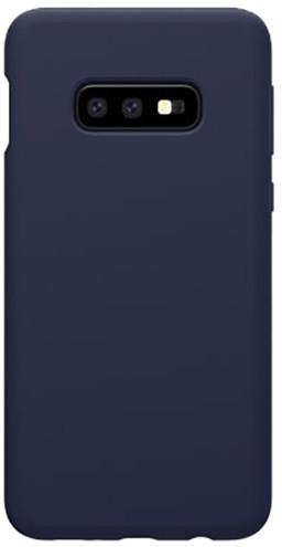Nillkin Flex Pure Liquid silikonové pouzdro pro Samsung Galaxy S10e, modrá