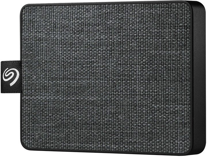 Seagate One Touch - 500GB, černá