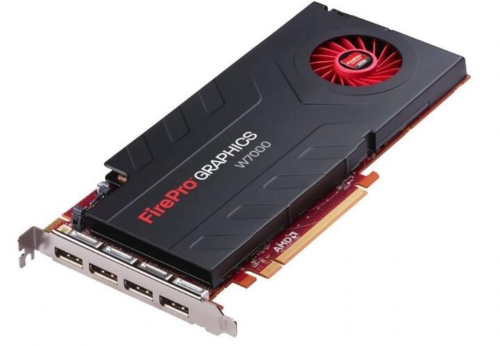 Sapphire AMD FirePro W7000 4GB