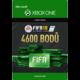 FIFA 18 - 4600 Points (Xbox ONE) - elektronicky  + Voucher až na 3 měsíce HBO GO jako dárek (max 1 ks na objednávku)