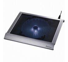 """Hama chladící stojan Titan pro notebook 17.3"""", šedá - 53062"""