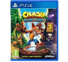 Crash Bandicoot N.Sane Trilogy (PS4) - 5030917211034