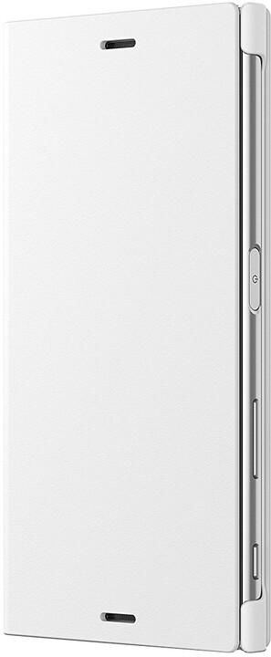 Sony SCSF10 Style Cover Stand Xperia XZ, bílá