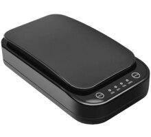 Patona UV sterilizátor pro mobily, respirátory a drobné předměty, Qi nabíjení, USB, černá - PT9897