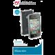 CellularLine Invisible zadní kryt pro iPhone 4/4S, průhledný + fólie