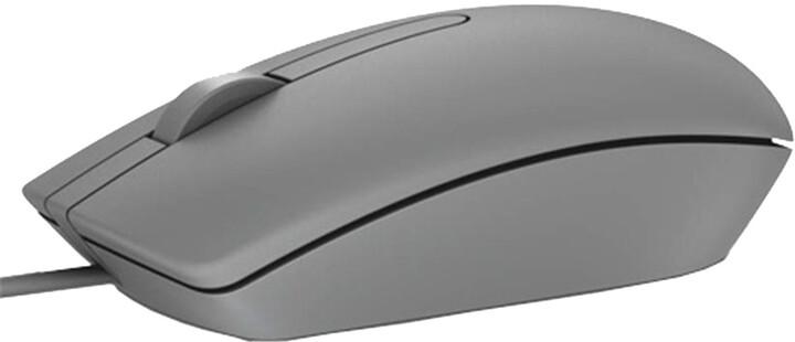 Dell MS116, šedá
