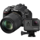 Fotoaparáty a kamery