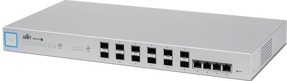 Ubiquiti UniFi Switch 16 XG - 12x SFP+, 4x 10Gbit
