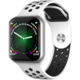 IMMAX chytré hodinky SW13 PRO, bílo-stříbrné Kuki TV na 2 měsíce zdarma