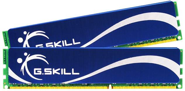 G.Skill DIMM 4096MB DDR II 800MHz F2-6400CL5D-4GBPQ