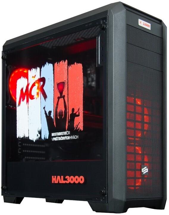HAL3000 MČR Finale Elite XT, černá