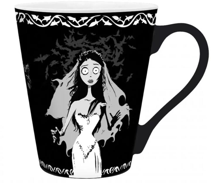 Hrnek Corpse Bride - Emily & Victor, 250 ml