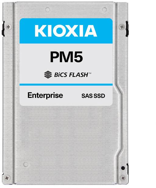 """KIOXIA KPM51MUG1T60, 2,5"""" - 1,6TB"""