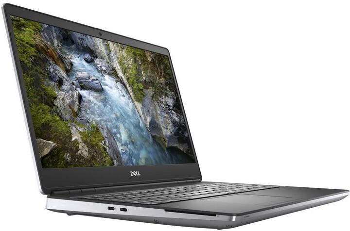 Dell Precision 15 (7550), šedá